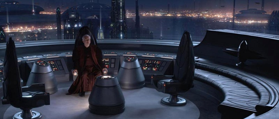 Chancellor Palpatine, Evil in Disguise