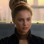 Padme Amidalla of Star Wars